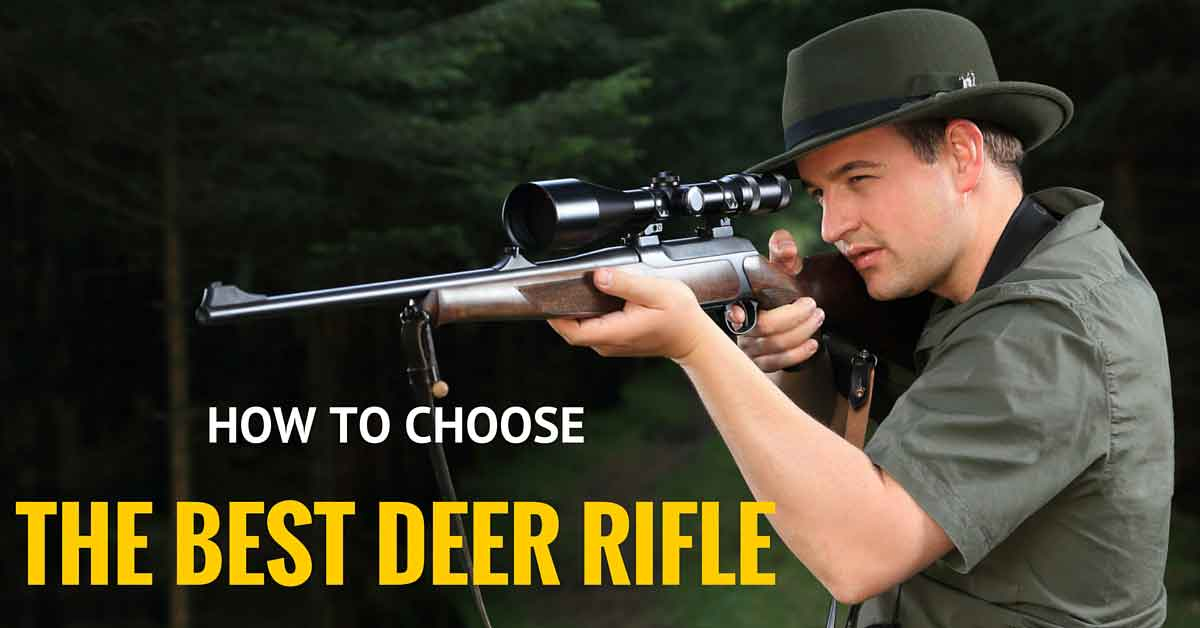 How to Choose Best Deer Rifle