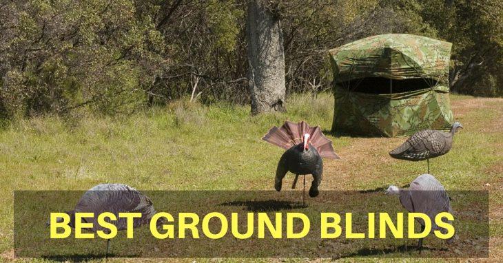 Best Ground Blinds