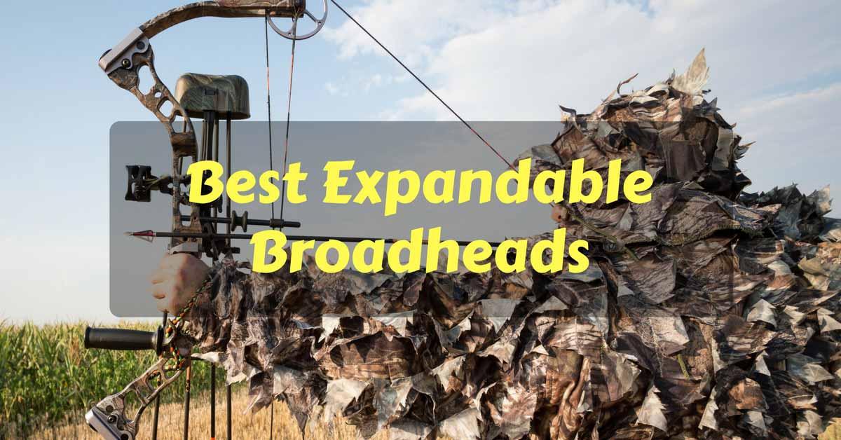 Best Expandable Broadheads